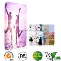 Custom printing stand flip leather case for ipad air / ipad 5
