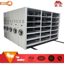 Storage Archives Mechanical Mobile Filing Shelving