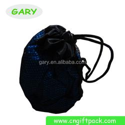 Black Mesh Dozen Golf Ball Bags