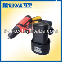 10.8V 1500mAh Li-ion Battery Pack for Electric Drill