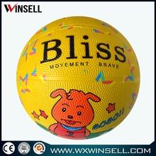 New arrival training custom wholesale mini basketball