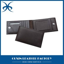 2015 Cheap Promotional Soft PU Leather Business Name Credit Card Bank Card Bag Case Card Holder