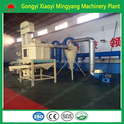 The most professional Vertical Ring Die Wood Pellet Machine with Auto Lubrication System 008618937187735