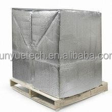 Reflectix PE aluminum foil container cover of thermal isolation