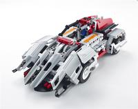 BNR900241 Black Hole Rc car plastic Building Blocks educational toys for kids