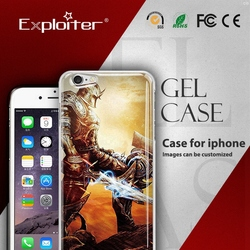 Exploiter customised hand phone mobile cover for iphone 6s plus