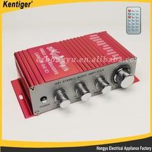 High quality mini vacuum tube car amplifier