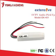 new product electret audio microphone for security system