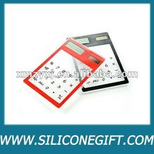 new function mini solar touch transparent solar calculator