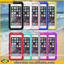 6m deep waterproof case for iPhone 6 plug cover