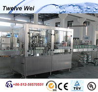 Carbonated Drink Processing Line/Low Carbonated Filling Plant Cost