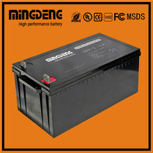 longest lasting warranty lead acid battery 12v 200ah for ups eps with great price