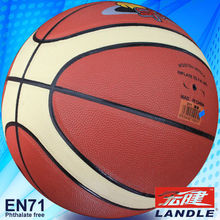 2013 new desing 12panles and 8 panles rubber or lather basketball sale wholesale