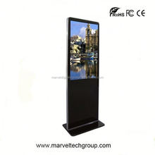 Stand alone indoor wireless wifi 2012 the popular stand alone touch 42 screen kisok