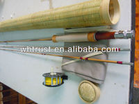 The first Alibaba Credit Checked Bamboo fly fishing