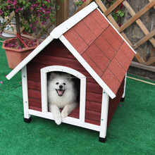 dog house wood material
