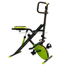 home exercise equipment with magnetic bike