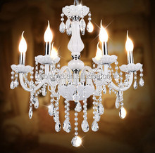 White LED crystal chandelier, crystal chandelier cheap