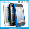 2000mah MFI Backup Battery Case for iPhone 5 5S,High Quality Power Bank Charger Case Cover