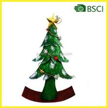YXM11196 Metal craft Christmas decoration tree