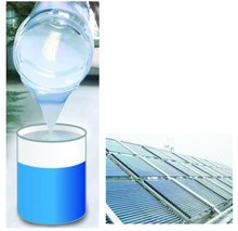 Liquid silicone rubber used for the seal of solar energy panels