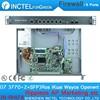 Internet Router ROS 8 Gigabit Firewall Mikrotik With I7 3770 CPU Intel 1000M 6 82583V 2 Gigabit 82580DB Fiber Appliance