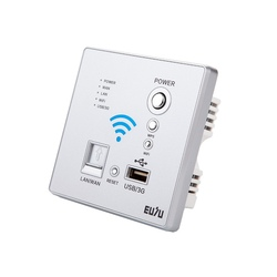 New wired to wireless adapter with rj45 wireless network adapter router of wall socket