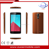 MTK6572 Dual core 1.2Ghz Processor, 5inch FWVGA IPS Air view android smartphone/oem smart phone