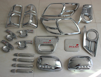 For brand new pickup toyota hilux vigo champ 2012-2013-2014 chrome kits decoration accessories short delivery hot selling