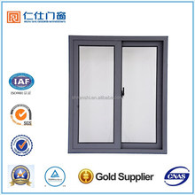 Renshi Brand thermal break aluminum glass window with austrlian standard