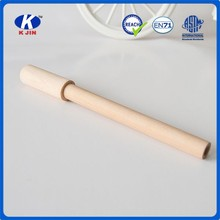 White wood head set ball pen/wooden pen/best selling consumer products