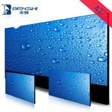 "42"" video wall slim design for shopping window"