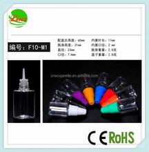 Venda quente 10 ml garrafa de plástico pet fabricantes na China amostra livre disponível