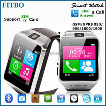 Latest + Classic 1.5inch Facebook video call watch phone for Iphone 6S