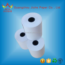 Thermal paper rolls 1 x 40' container load of various sizes