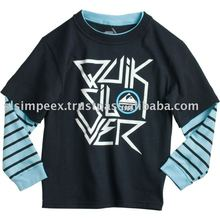 Long Sleeve Childrens T shirts