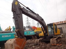 second hand volvo 210 excavator for sale