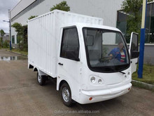 Electric cargo electric van made in China for sale