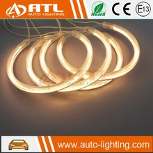 Factory supply charming led car ring light, auto led rings