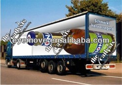 Eyempve ornamental Vehicle/Bus/Car/Auto decorative Wrap Outdoor Advertising