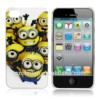 3D prining sublimation case for iPhone 4G despicable me2 hard case