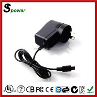 5V2A power supply adapter with UL SAA CSA PSE KC approval