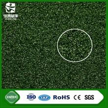 Jiangsu new arrival best quality high standard green color artificial grass for futsal football sports flooring