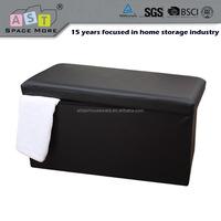 Cheap folding storage ottoman manufacturer function wholesale