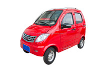 Cheap and Good Quality New 4 seats passangers electric cars