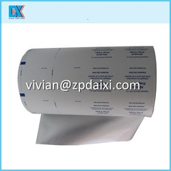 Imported laser foil transfer paper product stock