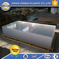 clear and color decorative material plexi plastic