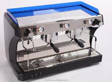 Two group espresso coffee machine