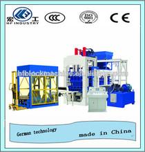 QT10-15 HF Brand Concrete block makng machine