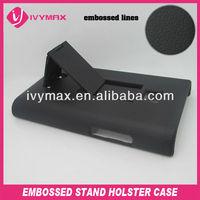 hot hard plastic cellular holster case for LG E400 Optimus L3 cellphone cover